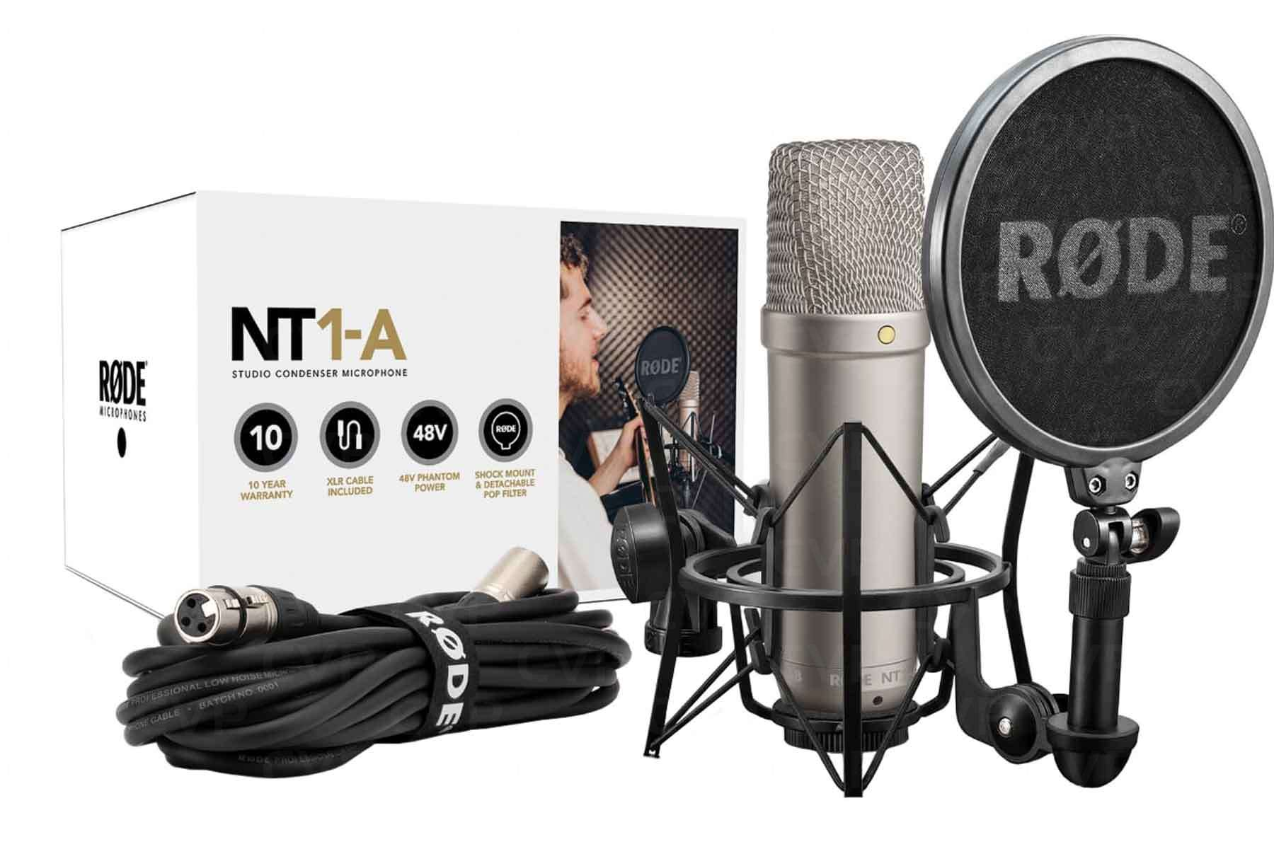 Rode NT1 A Microphone