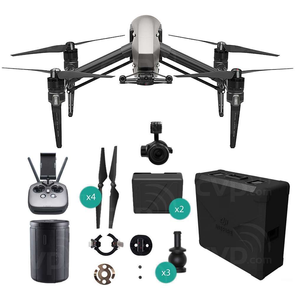 Buy Dji Inspire 2 Quadcopter With Zenmuse Xs5 And Remote Controller Combo