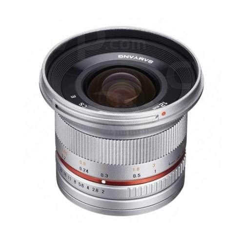 Samyang 12mm f2 0 - Fuji X