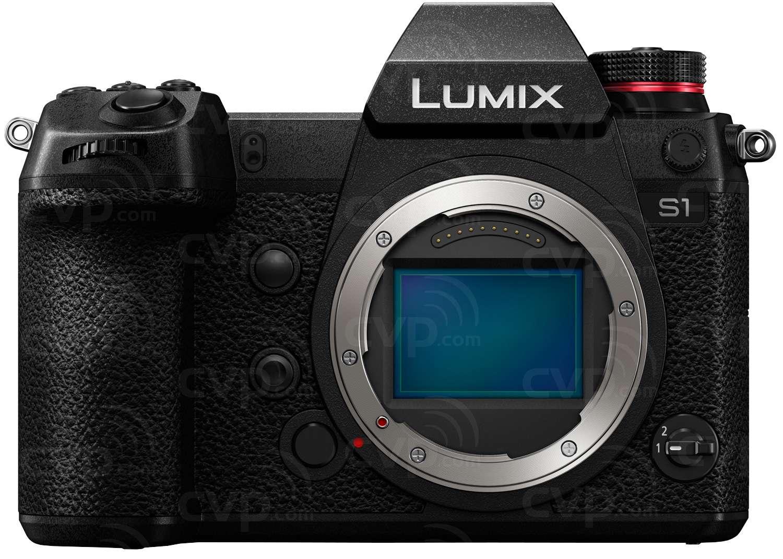 4c269f4053f Buy - Panasonic Lumix S1 24.2MP 4K 60P Full Frame Mirrorless Compact ...