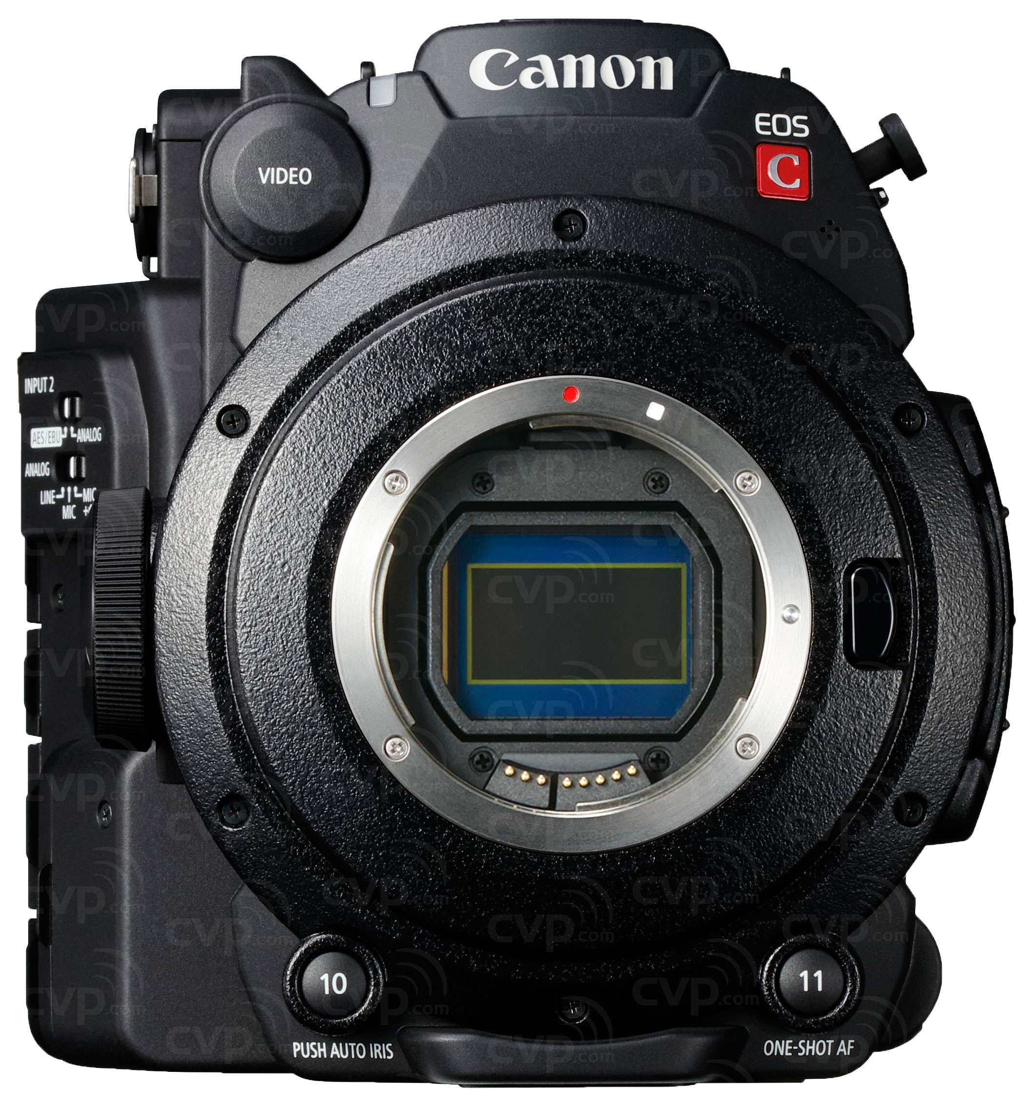 Canon C200 EF + Free 128GB CFast Card & Reader