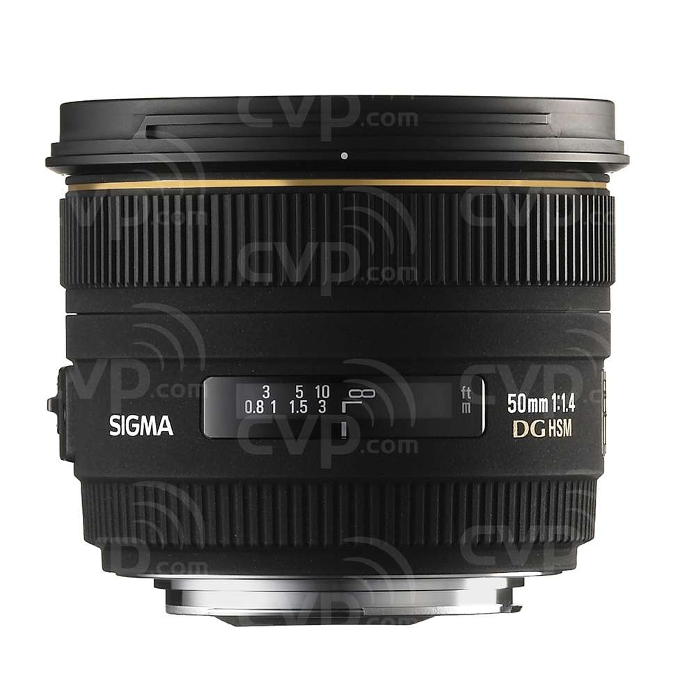 Buy Sigma 310954 50mm F 14 Ex Dg Hsm Standard Lens For Canon Art Eos Ef
