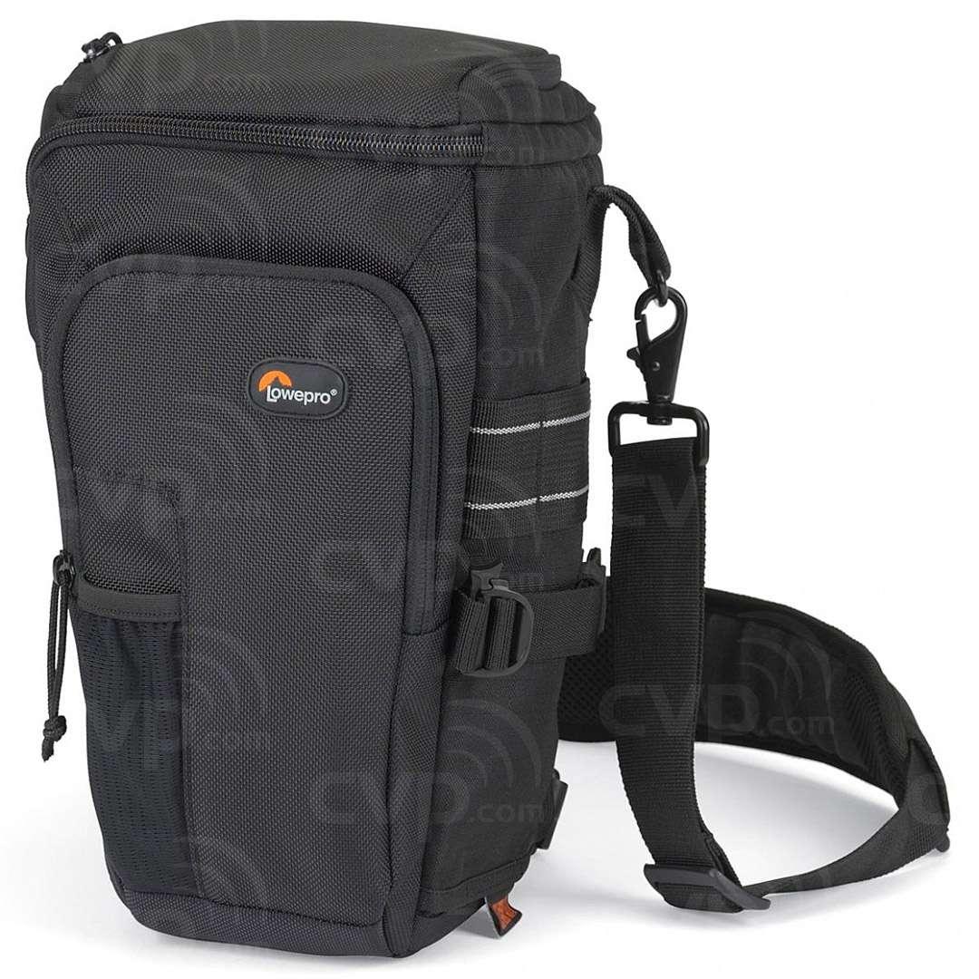 Buy Lowepro Lp35351 Peu Lp35351peu Toploader Pro 75 Aw Designed Zoom 45 Ii Black To Fit Dlsr Camera With 70 200mm Lens Internal Dimensions 17 X 29 Cm