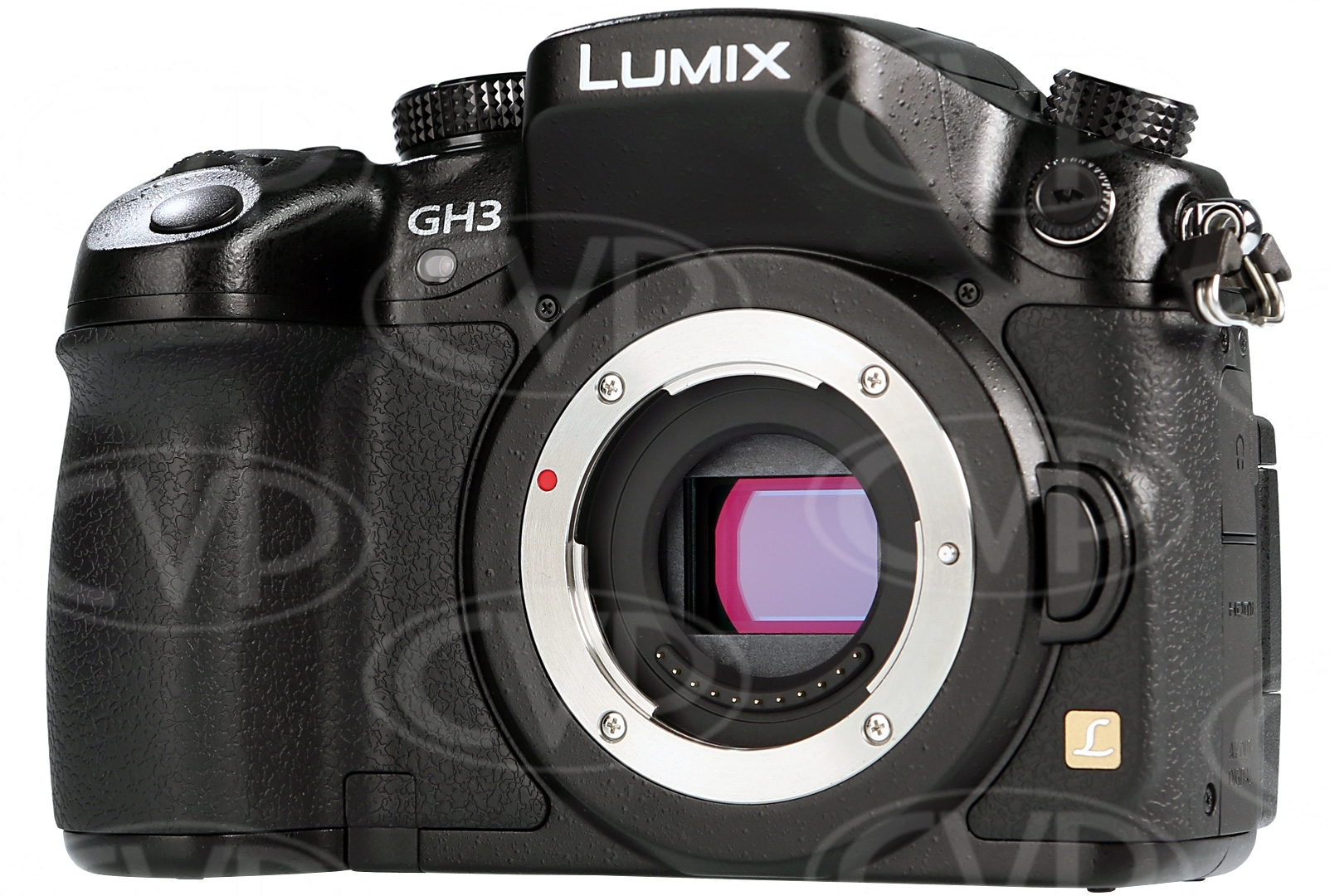 Panasonic Lumix DMC-GH3 body only
