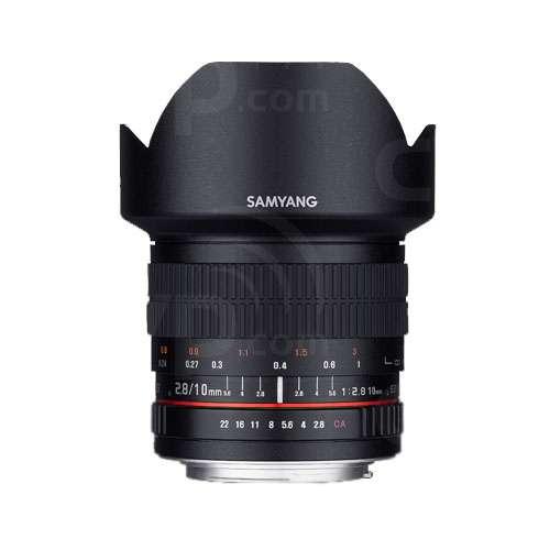 Samyang 10mm f2 8 - EF-S