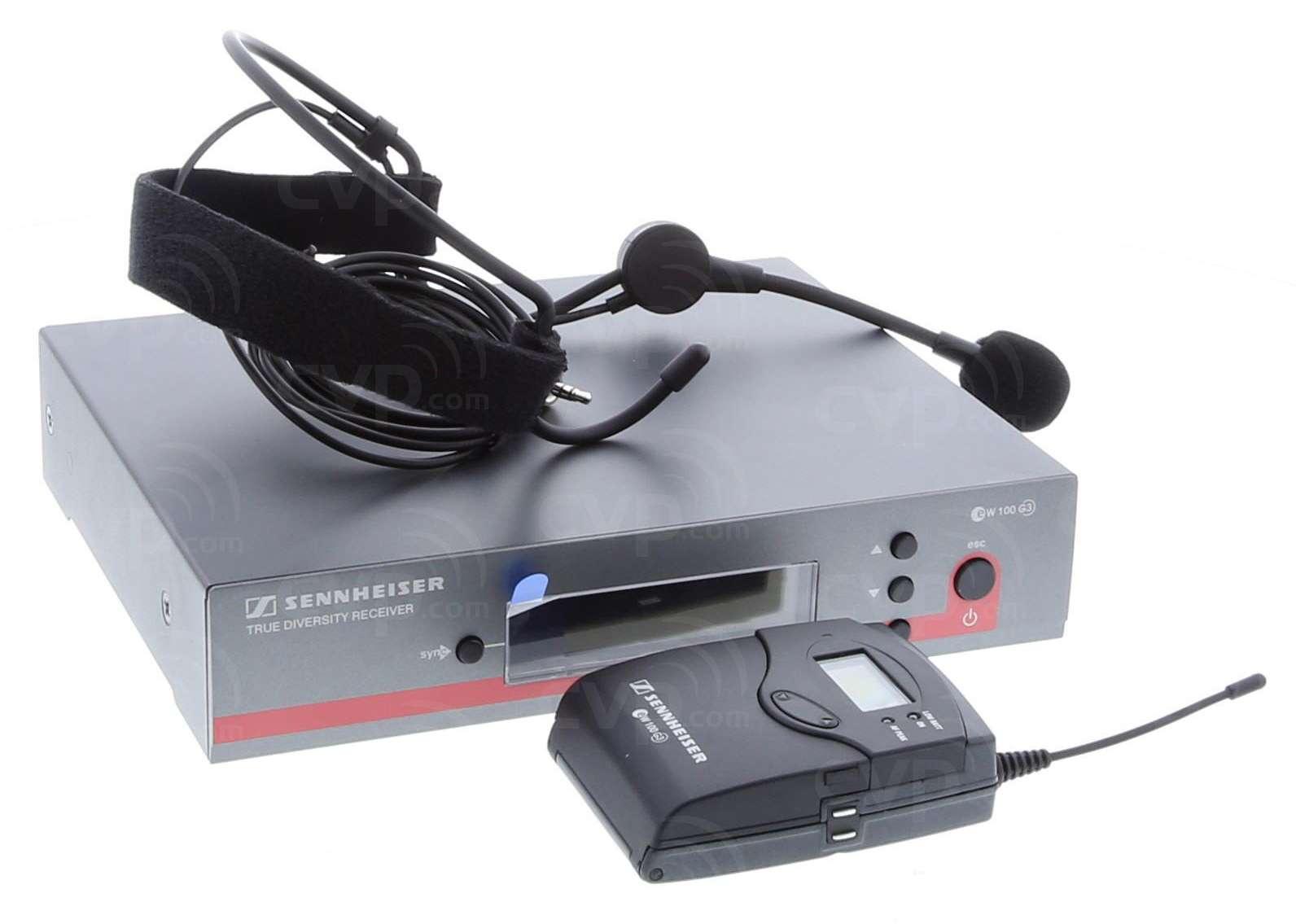 Open Box Sennheiser EW 112 G3 E-X System
