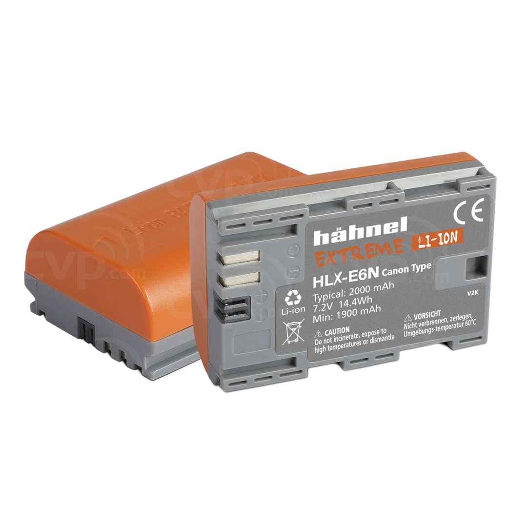 Hahnel HLX-E6N / LP-E6 Battery