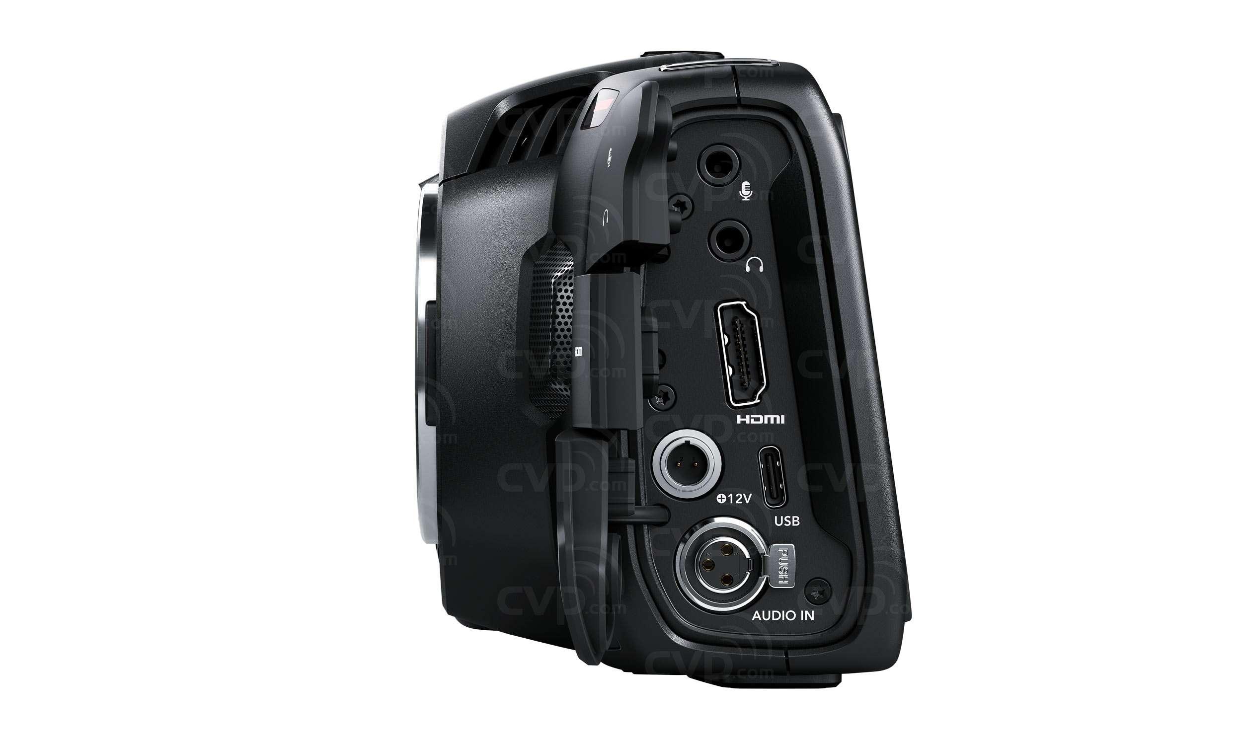 Blackmagic Pocket Cinema Camera 4K Kit