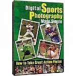 Vortex Media Digital Sports Photography Made Simple DVD (DSPMS)
