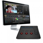 Blackmagic Design DaVinci Resolve Software bundled with Tangent Wave Control Surface Package Deal