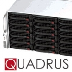 Quadrus Technology Quadrus Shared Storage (QS) solution for Avid Media Composer editing workgroups