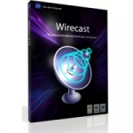 Telestream Wirecast Pro -  Professional Web-Streaming software - Mac or PC