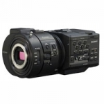 Sony NEX-FS700E (NEXFS700E,NEX-FS700) 4K Ready Super 35mm Exmor CMOS sensor NXCAM camcorder with E-Mount lens system (Body Only)