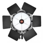 Rotolight RL-ANOVA-2-PRO (RLANOVA2PRO) Anova 2 Bi-Colour LED EcoFlood Studio Light Pro Kit with Hard Case, Barn Door and Filters