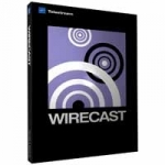 Telestream Wirecast Studio 4 - Live Streaming Software for PC or Mac