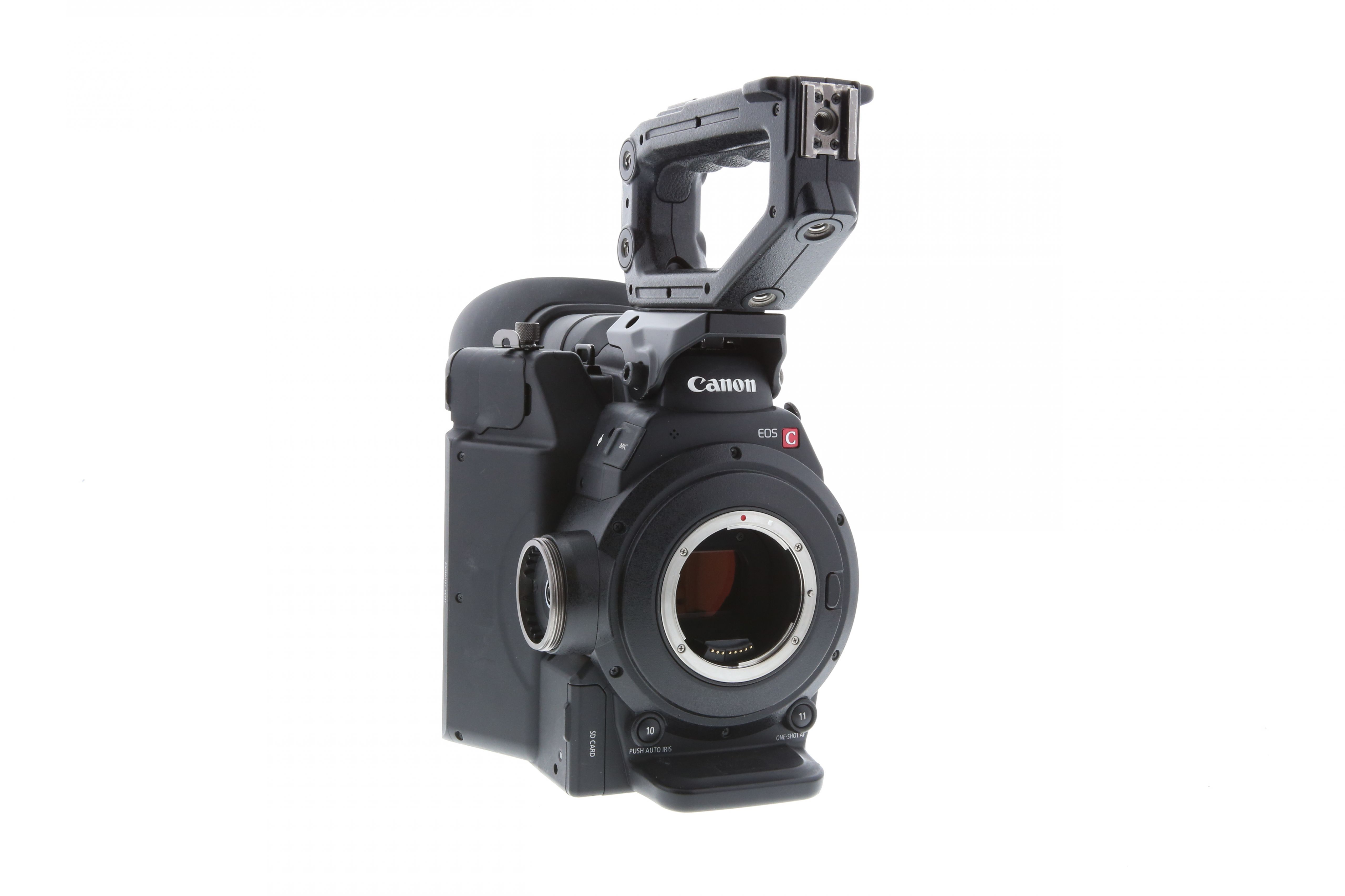 Used Canon C300 Mark II