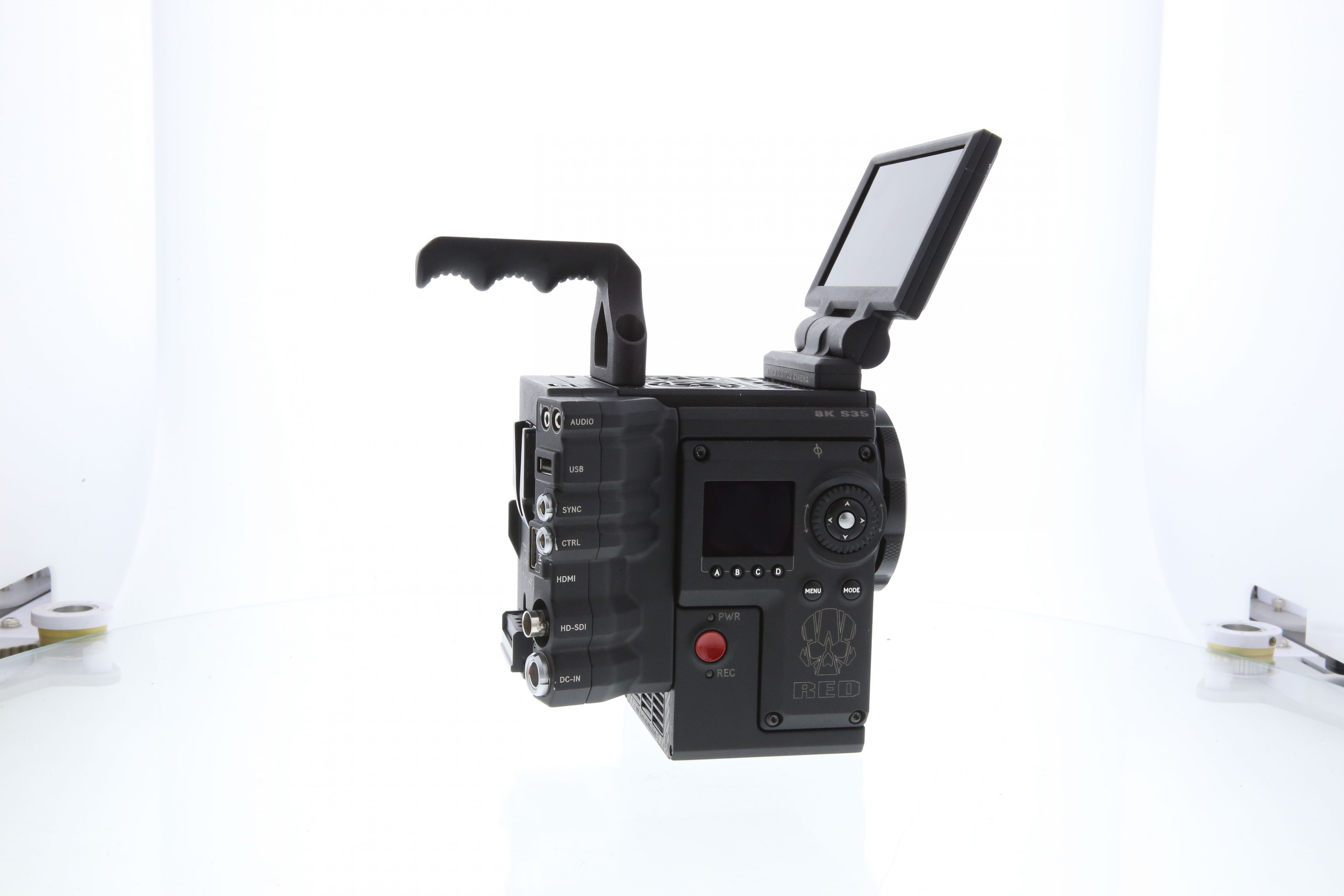 Used RED EPIC-W 8K Brain (3-Pack OLPF)