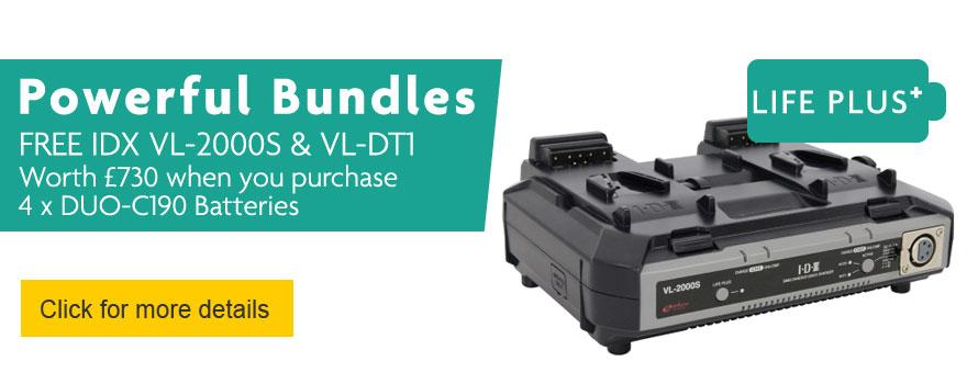IDX bundles