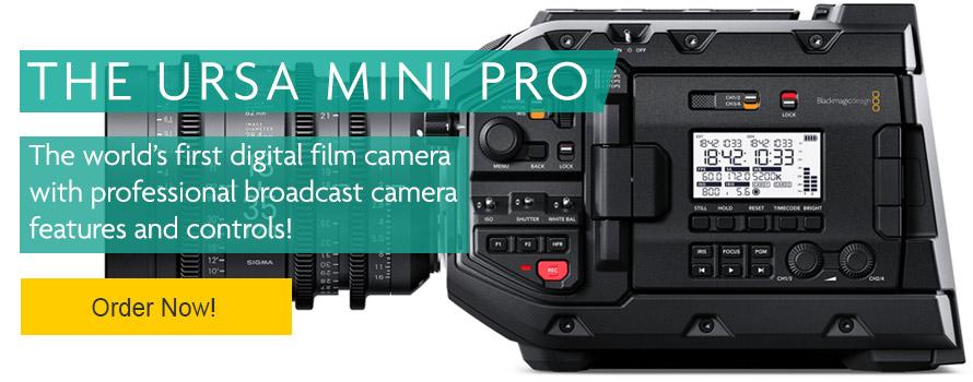 Ursa Mini Pro