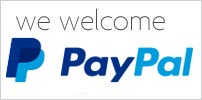 PayPal payment welcome