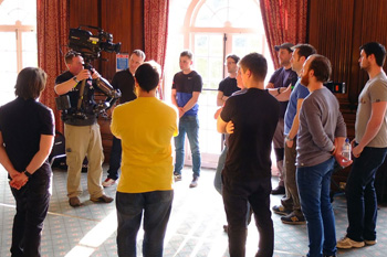 Steadicam Experience Day