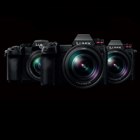 Panasonic Lumix S1H Camera - Body Only